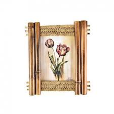 photo frame 5x7 wooden bamboo