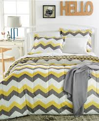 bedroom minimalist chevron bedding ensemble comforter set cool chevron twin bedding set