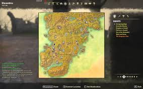 eso glenumbra ce treasure map  youtube