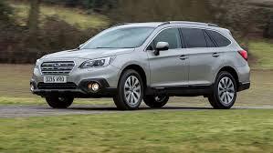 <b>Subaru Outback</b> (<b>2015</b>) review | CAR Magazine