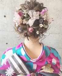 和装は髪型次第 誰もがうっとりする素敵な和美人になれる和装ヘア