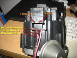 wiring diagrams hei gm the wiring diagram tach hook up to hei chevytalk restoration and repair help wiring diagram