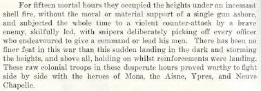 the anzac legend begins stories from the archives gallipoli landing extract