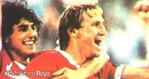 ... la primera etapa encaminó la historia y Enzo Trossero, en el complemento, le puso cifras definitivas a un partido que a esa altura ya era fiesta total. - Trossero