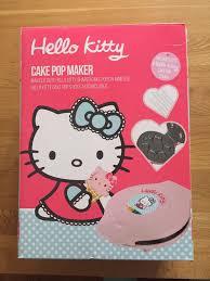 Hello Kitty Cake Pop Maker Brand New In Bs15 Kingswood For 1000