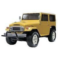 <b>Внедорожник Tamiya XB</b> Toyota Land Cruiser 40 (TAM-57810) 1 ...