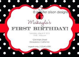 Ladybug Invitations Template Free Invite Template Free Disneyland Invitation Mickey Mouse