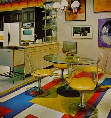 1970s interior design. Beautiful Interior Rainbows Clear Plastic Black White U2014 This Place Has It All Especially  If Youu0027re A Physicist Who Studies The Light Spectrum Inside 1970s Interior Design