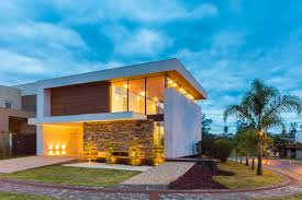 Collect this idea Modern Brazilian House in Londrina by Spagnuolo  Arquitetura (1)