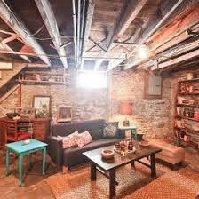 Delighful Unfinished Basement Bedroom Ideas Basements Apartment Warehouse Ceilings Stairs Makeover In Decor