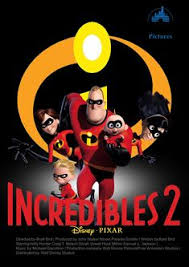 incredibles 2 official poster. Wonderful Poster Great Movie Just Incredible  Throughout Incredibles 2 Official Poster I
