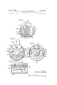patent us3324368 transistorized electric induction motors and patent drawing
