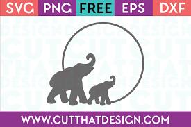 350 x 233 jpeg 38 кб. Free Svg Files Elephant Archives Cut That Design