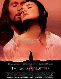 The Scarlet Letter Wikipedia The Free Encyclopedia The Scarlet Letter 1995 Film Wikipedia