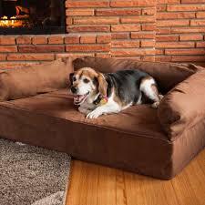 memory foam luxury dog bed sofa