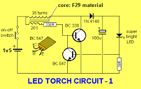 circuit diagram led torch images torch light gif a simple led led driver circuit schematic furthermore torch led flashlight circuit