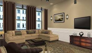 room modern per combination brown sample combinations house pictures sm grey paint design couch shades trends