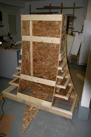 Build A Kitchen Stove Hood Day Not Wasted Framing Complete. Restaurant Kitchen  Design. Kitchen