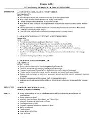 Microsoft Office Resume Samples Family Office Resume Samples Velvet Jobs 24