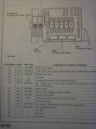 integra fuse diagram honda tech im bored and in a giving mood snaped a pic for you from my integra service manual