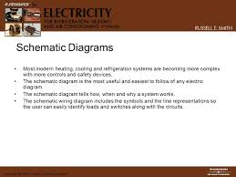 components symbols and circuitry of air conditioning wiring 22 schematic