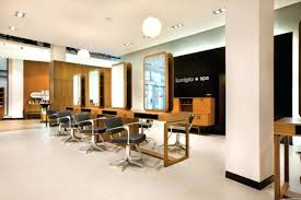 best lighting for a salon. Best Lighting For Hair Salons Styles Of Salon Interior Design A