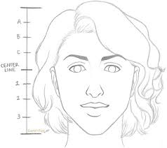 how to draw a female face another highly requested tutorial