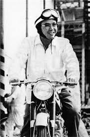 Soichiro Honda Ama Motorcycle Museum Hall Of Fame Soichiro Honda