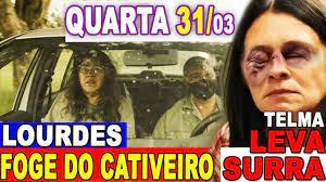 Amor de Mãe Capitulo de Hoje 31/03/21 Quarta - Amor de Mãe Hoje - YouTube