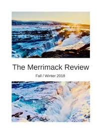 The Merrimack Review Fall Winter 2019 By The Merrimack