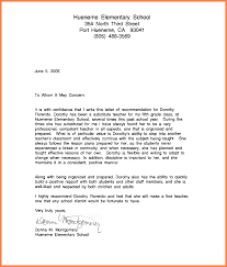 3 How To Write A Reference Letter For A Student Bussines