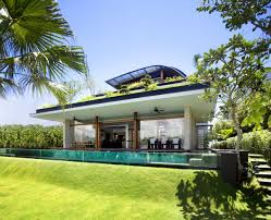 Small Picture Contemporary House Design Ideas with Roof Garden Meera Home