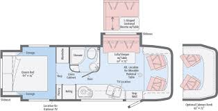 >view floorplans winnebago rvs