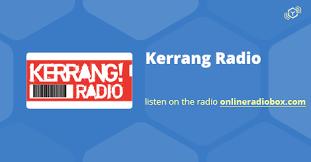 Kerrang Radio Chart Kerrang Radio Playlist