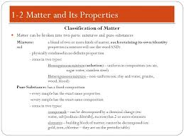 Modern Chemistry Chapter 1 Matter and Change. 1-1 Chemistry is a ...
