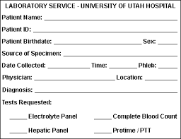 Phlebotomy Order Of Draw And Additives Chart Phlebotomy Tutorial For Medical Education Webpath