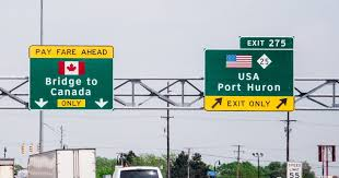 top 5 canada u s border towns that are