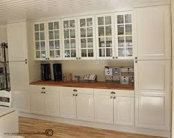 Q: I'm pondering a kitchen remodel. I love the way IKEA cabinets look in  the store and in photos, but I'm curious to know how Apartment Therapy  readers feel ...