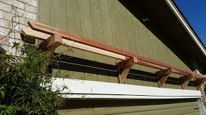 picture of garage door pergola