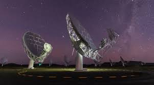 What Kinds Of Light Are These Telescopes Designed To Detect Caught In The Act Meerkat Telescope Spies Stellar Flare