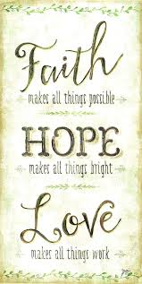 Love Faith Hope Quotes Unique Lovely Hope And Faith Quotes Love Faith Hope Quotes Beauteous 48