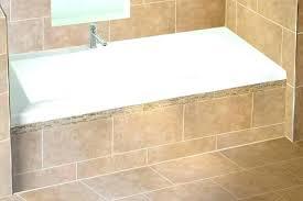 drop in bathtub ideas cool drop in bathtub drop in bathtub surround ideas