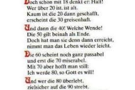 Spr He Zum 80 Geburtstag Oma Spruchwebsite