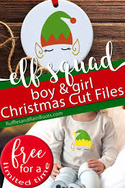 600 x 600 jpeg 114 кб. Christmas Elf Squad Svg And Cut Files Collection