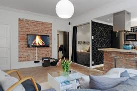 Small Picture Enchanting 50 Brick Interior Wall Decor Decorating Inspiration Of