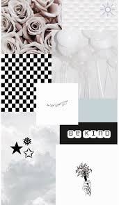 I graduated in advertising and in graphic. White Aesthetic Wallpaper Enjpg