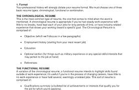 How To Create Good Resume Resume Template