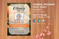637 Best Funeral Program Template Images In 2019 Coding Computer