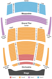 Narroway Productions Seating Chart Tickets List