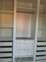 Bedroom Built In Closets Ikea Built In Closet Hack Closet Pinterest Closet Hacks